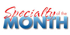 PADI Specialty of the Month logo