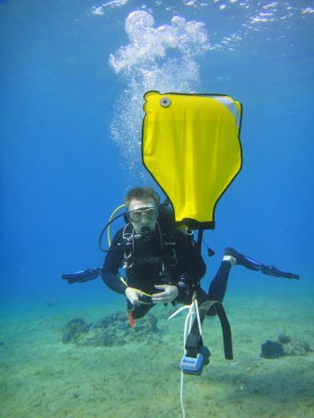 search and recovery dive