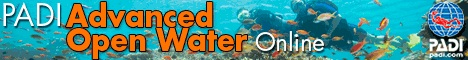 elearning banner advanced open water