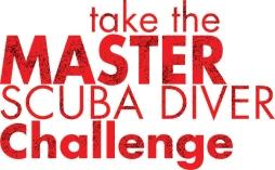 Master Scuba Diver Challenge logo