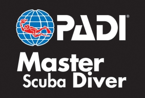 master scuba diver; you are up for the challenge